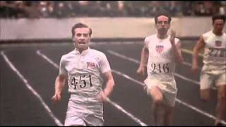 """""""Carros de fuego"""": Eric Liddell gana los 400 metros olímpicos en París 1924"""