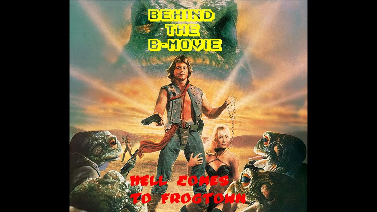 Download Behind the B-Movie Hell comes to Frog Town (1988)