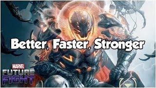 Better, Faster, Stronger - Marvel Future Fight