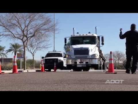 ADOT Commercial Truck Screening System