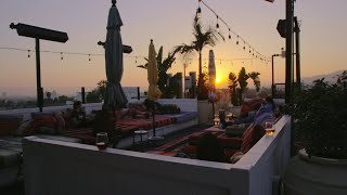 The Hottest Rooftop Bars in Los Angeles for Tatler