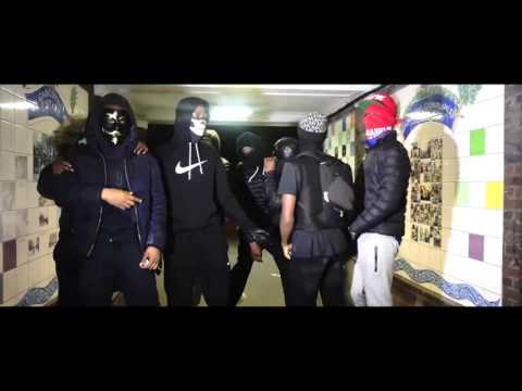 ST x MA x C9 x MTRAPPO - Repercussions #Hackney | @PacmanTV