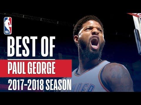 Best of Paul George | 2017-2018 NBA Season