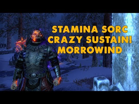 Xynode gaming | crazy sustain stam sorc