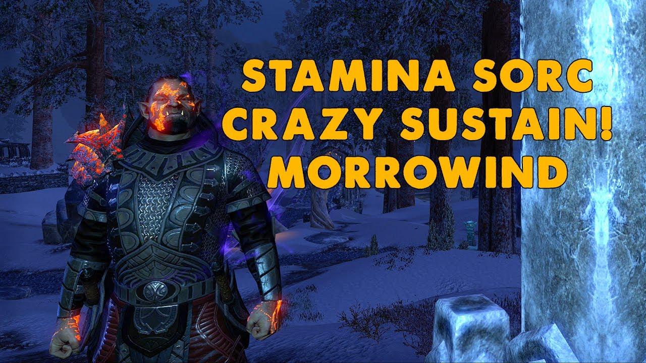 Xynode gaming | crazy sustain stam sorc
