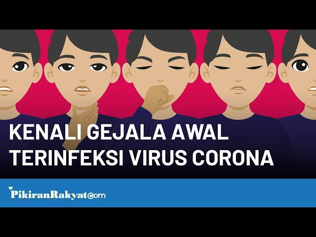 Gejala Awal Infeksi Virus Corona