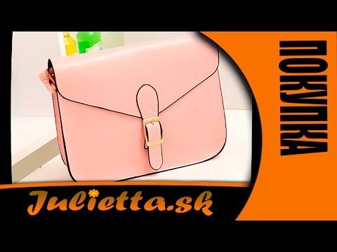 Женская сумка через плечо (Aliexpress)