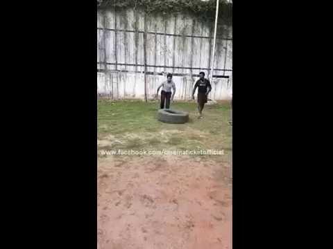 Suriya Workout For Singam 3