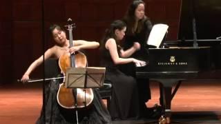 Mendelssohn Cello Sonata No. 2, IV: Molto allegro e vivace