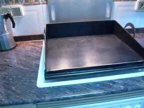 plancha de cocina artesanal kitchen plate youtube