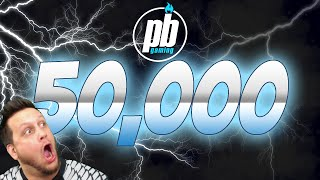 Powerbang Gaming: 50,000 Sub Special #1 (THANK YOU!)