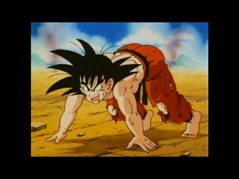 Dragon Ball - Goku's Meteor Combination