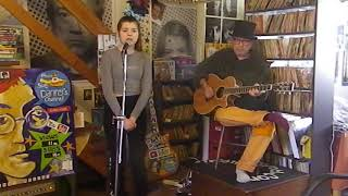 JoJo Siwa - D. R. E. A. M - Acoustic Cover - Jasmine Thorpe & Danny McEvoy