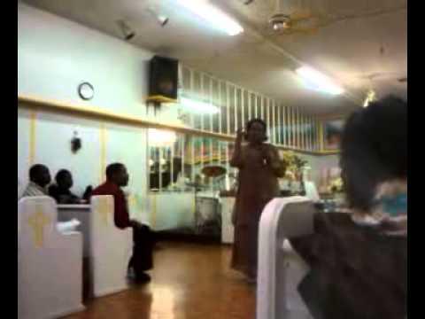 My mama pastor emily shaw drayton