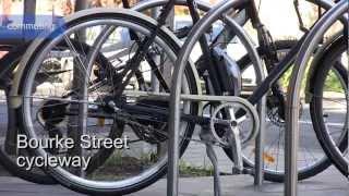 Cycle commuting Sydney