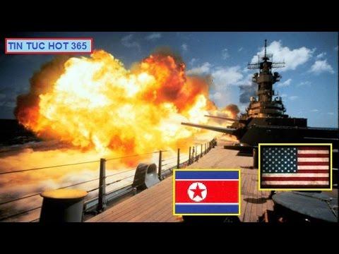 Tin Mới Nhất Biển Đông Sáng 14\4 - Quá bất ngờ, Mỹ sẽ tấn công Triều Tiên sau Cảnh Báo cuối cùng