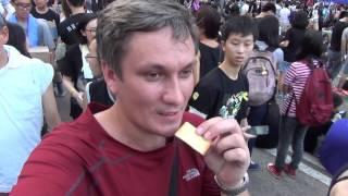 Гонконг. Революция зонтиков. Беспорядки? - Жизнь в Китае #14