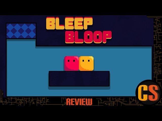 BLEEP BLOOP - PS4 REVIEW