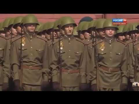 Seven Nation Army Can't Stop Rússia