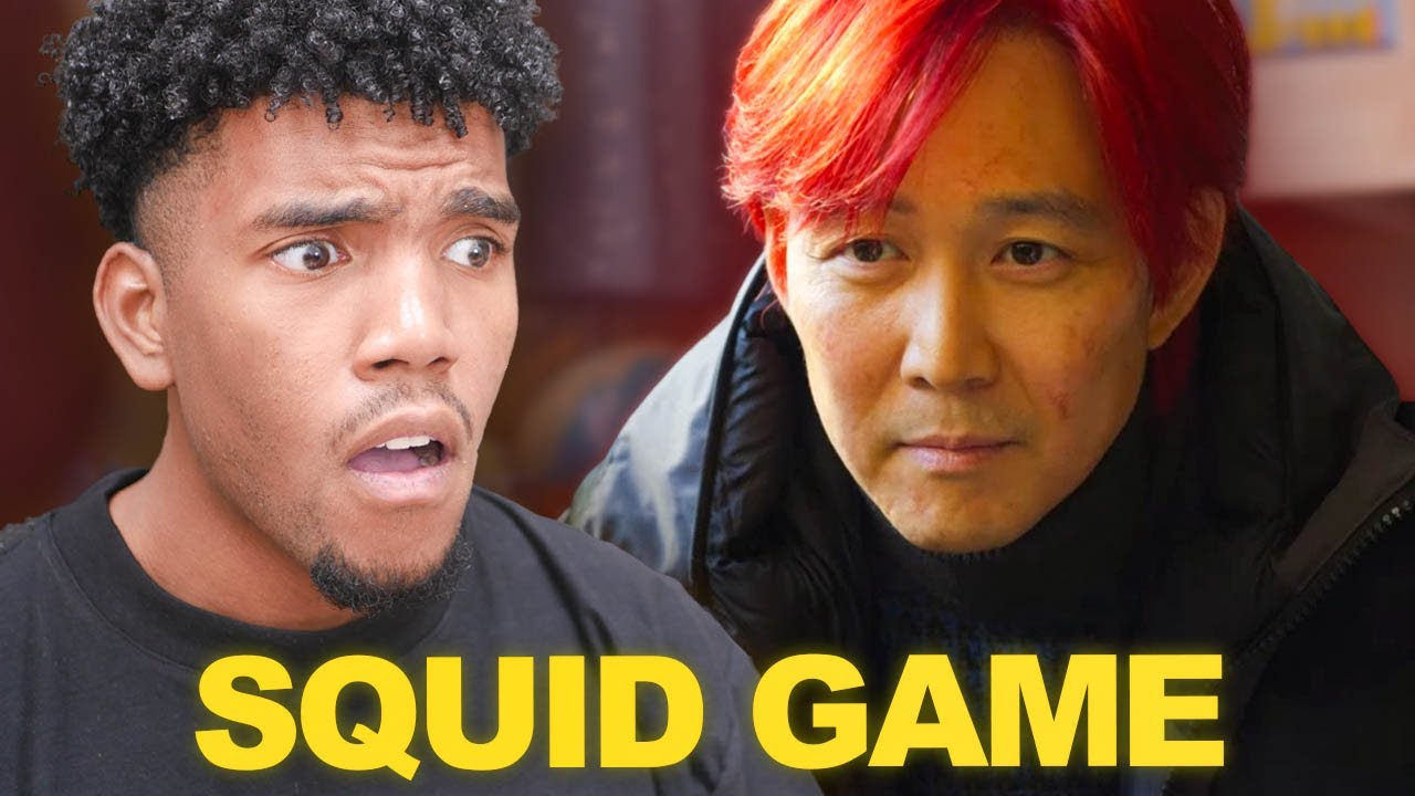 Download ONE LUCKY DAY - Squid Game Episode 9 Reaction