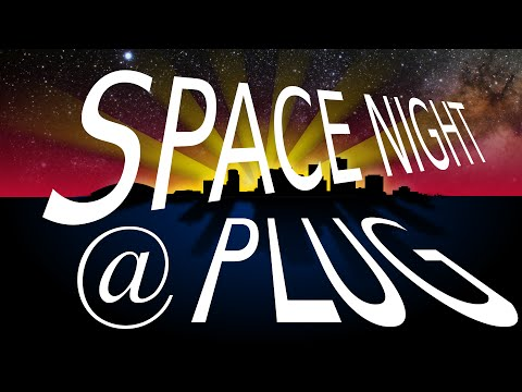 Space Night at the Phoenix Linux Users Group