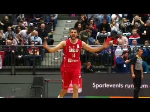 Košarka Kv Za Sp Grčka Srbija