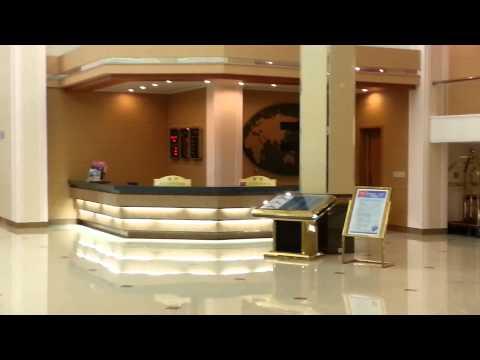 Hyangsan Hotel-LOBBY- North Korea