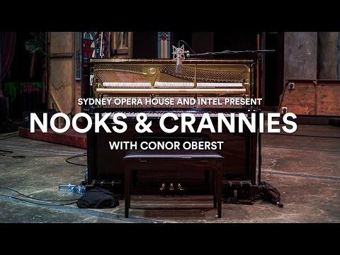 Conor Oberst - Tachycardia (Sydney Opera House | Nooks & Crannies)