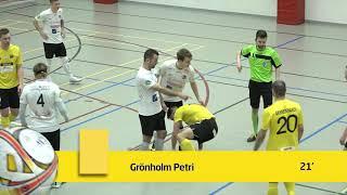 7.4.  2018 Sievi FS -  Leijona Futsal  kooste
