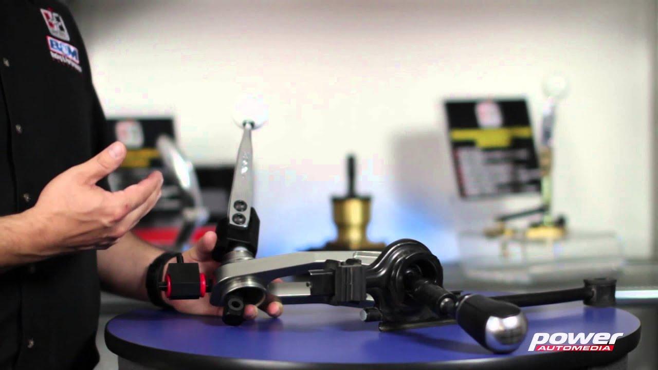 medium resolution of an inside look at hurst manual shifters