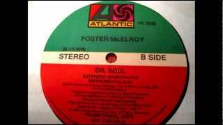 "Foster/McElroy - ""Dr. Soul (Extended Version)"""