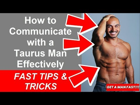 Images - How to get a man to communicate