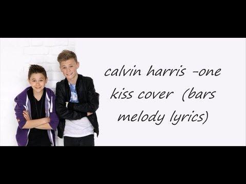 Calvin Harris, Dua Lipa ||   - One Kiss  || Bars and Melody ||  (COVER/lyrics)