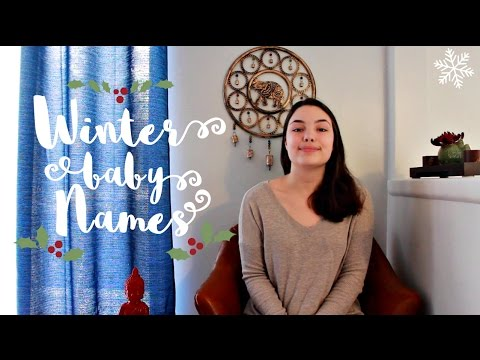 Winter Baby Names