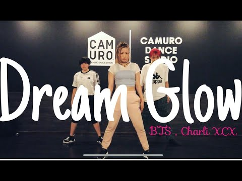 BTS  Charli XCX - Dream Glow Choreography by YUMERI