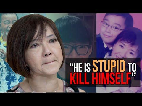 """He Is Stupid To Kill Himself"""