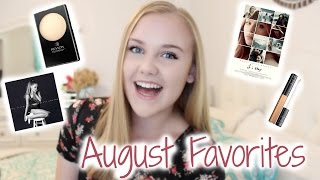 August Favorites❀ Thumbnail