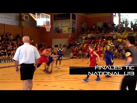 Finales TIC National U13 - Le Temple sur Lot