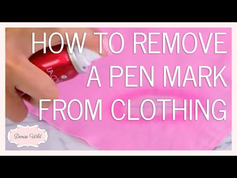 How To Get Rid Of Pen Mark (Makeful)