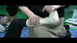 발가락통증 기능수기법