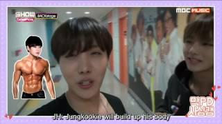 Download Video [ENG SUB] 151219 BTS- Show champion backstage MP3 3GP MP4