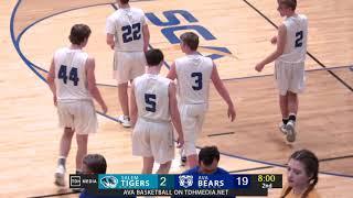 Boys Basketball | Ava vs Salem | 2-22-21
