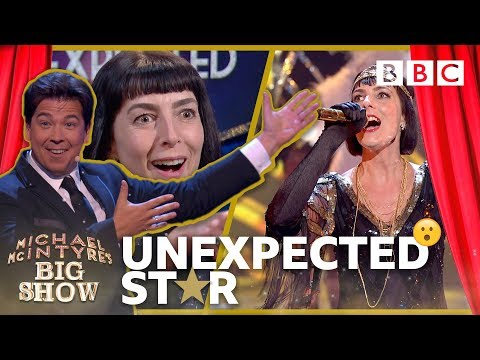 Unexpected Star: Laura the Florist - Michael McIntyre's Big Show: Episode 5 - BBC One