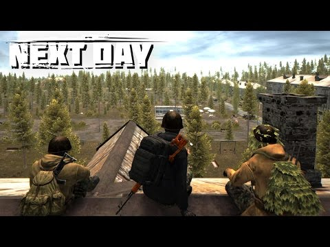 Next Day: Survival - ШТУРМУЕМ БАЗЫ NPC