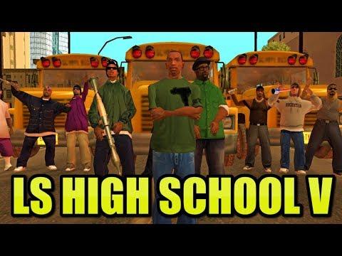 Los Santos High School V