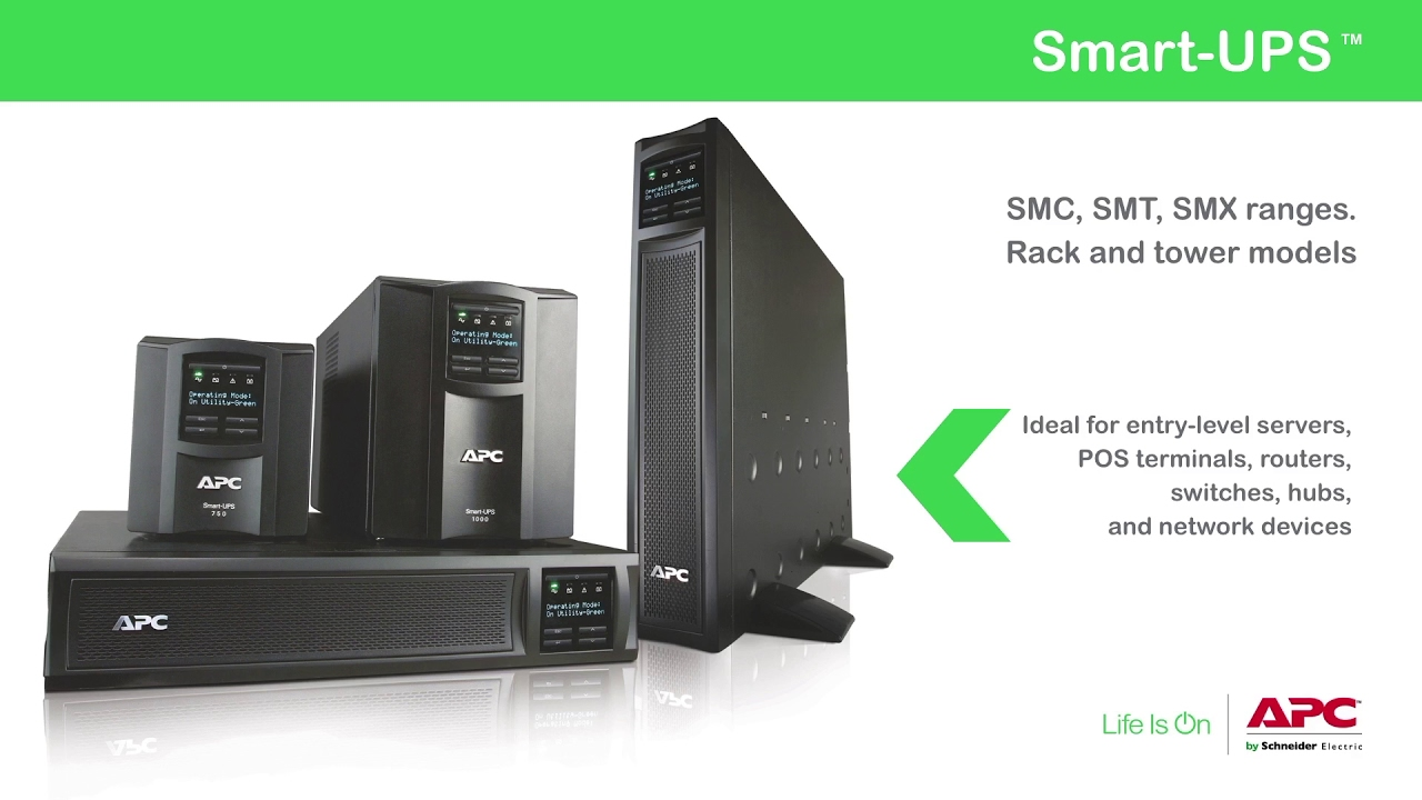 , APC by Schneider Electric, Anchor Business & IT Solutions