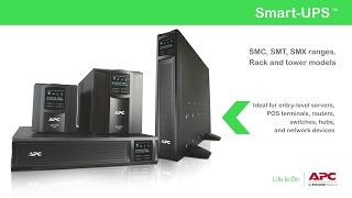 APC by Schneider Electric Smart-UPS