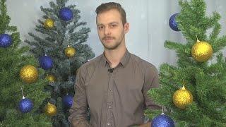 Макс Барских в новогоднем выпуске шоу «FM TV»