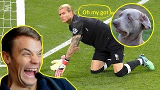 The Best Of Funny Football | Funny Worst Goalkeeper Mistakes