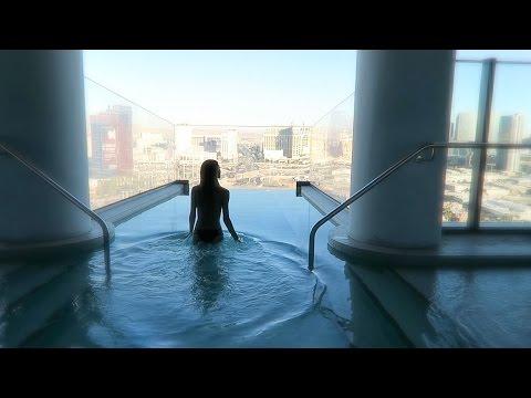 GayTravel.com: Palms Casino Resort Las Vegas (Suites Tour & Ghostbar)